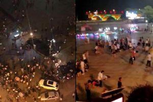 Ôtô lao vào đám đông ở Trung Quốc, 9 người thiệt mạng