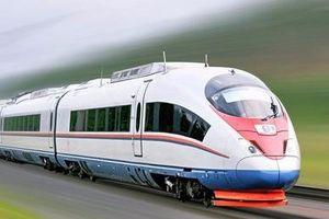 Công nghệ nào cho đường sắt cao tốc Bắc - Nam?