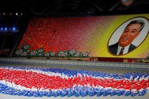 Du khách choáng ngợp trước màn đồng diễn của 'biển người' Triều Tiên