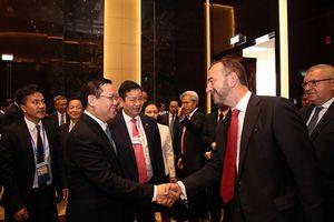 'Chúng tôi làm việc với doanh nghiệp Việt Nam và nhìn thấy nhiều điều thú vị để hợp tác'
