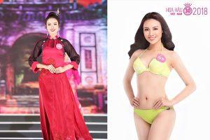 'Hậu duệ' Hoa hậu Đỗ Mỹ Linh: Hoa khôi Ngoại thương từng nặng 90 kg