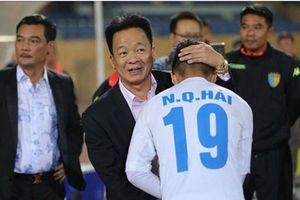 Bầu Hiển: 'Tôi muốn Quang Hải sang Ngoại hạng Anh thi đấu trong vòng 2 tới 3 năm tới'