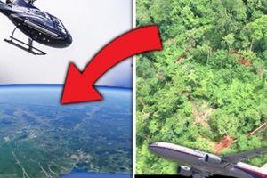 Nóng: Cuộc tìm kiếm MH370 ở Campuchia bắt đầu