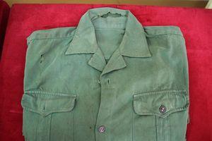 Chiếc áo 'xung trận' của Anh hùng Trần Hùng Vách