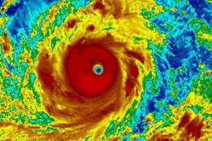Không thể chủ quan với bão Mangkhut