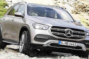 Chi tiết Mercedes-Benz GLE SUV thế hệ hoàn toàn mới