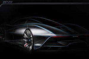 Siêu xe nhanh nhất thế giới McLaren giá 2,5 triệu USD