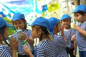 Đà Nẵng: Triển khai chương trình Sữa học đường