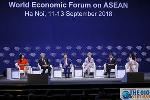 Triển vọng địa chính trị châu Á có nhiều cải thiện