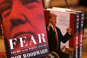 Cuốn sách của Bob Woodward đã 'cháy hàng' ngay khi vừa ra mắt