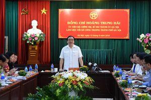 Hà Nội: Sở Công thương đề nghị xử lý dứt điểm 47 dự án chậm triển khai