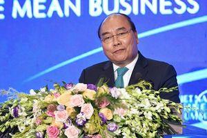 Thủ tướng Nguyễn Xuân Phúc: Chúng tôi có khát vọng thành quốc gia thịnh vượng