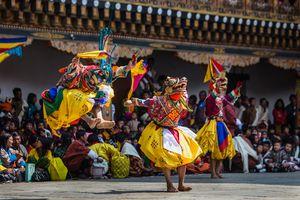 Ngắm Bhutan qua ảnh của Nguyễn Thanh Hải