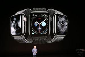 Apple đại tu thiết kế Watch Series 4 với màn hình lớn hơn
