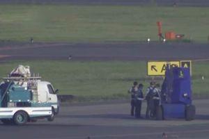 Nghi có bom từ Thế chiến 2, sân bay Nhật đóng cửa đường băng