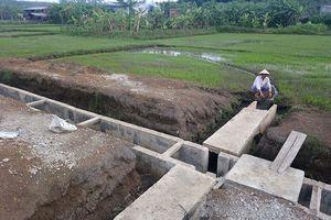 Nghịch lý tại đập thủy lợi M26 ở Bình Phước