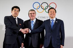 Hàn Quốc và CHDCND Triều Tiên muốn cùng đăng cai Olympic 2032