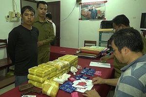 Triệt phá đường dây ma túy lớn từ Lào vào Việt Nam