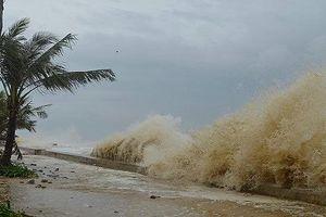 Bão tiến gần Quảng Ninh - Hải Phòng, Hà Nội trong vùng ảnh hưởng