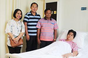 Nhập viện vì đau lưng, bệnh nhân Campuchia suýt chết vì bệnh lý cơ tim