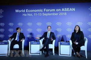 WEF ASEAN 2018 đã thành công nhất trong 27 năm qua