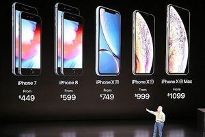 iPhone XS Max bán tại Việt Nam với giá 43 triệu đồng?