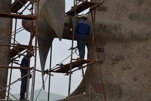 Rơi từ độ cao 14,5m, hai công nhân Nosco tử vong tại chỗ