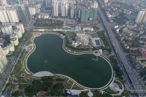Điều dân mong chờ nhất trong công viên trăm tỷ sau 2 năm 'đắp chiếu'