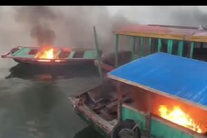 Vụ tàu, thuyền bán rong trên vịnh mất an toàn bị đốt: Chính quyền lên tiếng