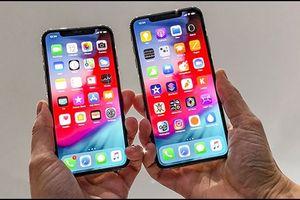 Giá bán iPhone XS, iPhone XS Max và iPhone XR tại Việt Nam