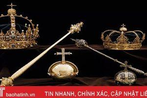 Thụy Điển bắt một nghi phạm vụ đánh cắp báu vật hoàng gia