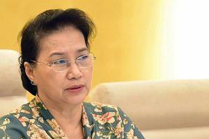 Chủ tịch Quốc hội: Luật phải chờ quá nhiều nghị định, thông tư