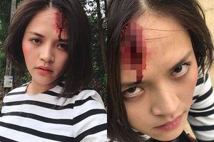 Lộ clip My 'Sói' bị đánh dã man đến vỡ đầu chảy máu trong 'Quỳnh Búp Bê'