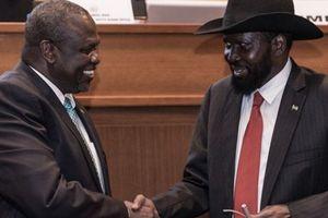 Chính phủ và phe nổi dậy tại Nam Sudan ký kết thỏa thuận hòa bình