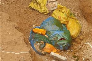 Liên tiếp bắt giữ các vụ vận chuyển thịt lợn nhập lậu không nguồn gốc