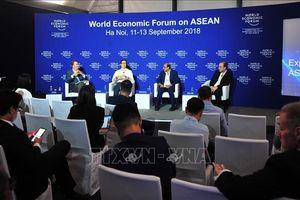 WEF ASEAN 2018: Mạng lưới ngoại kiều của ASEAN, nguồn lực tiềm năng chưa được khai thác