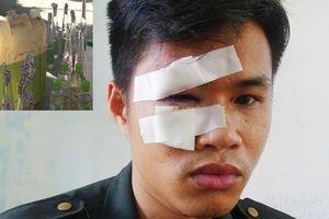 Công an Quảng Ngãi khởi tố 9 đối tượng gây rối, tấn công cảnh sát
