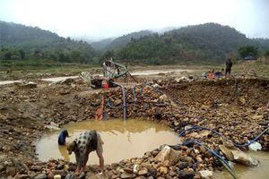 Cty Vàng Lào Cai đủ điều kiện tiếp tục khai thác mỏ vàng Minh Lương