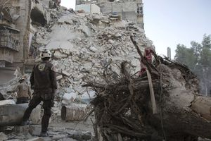 Nga 'lật tẩy' kế hoạch dàn dựng tấn công hóa học giả tại Syria?
