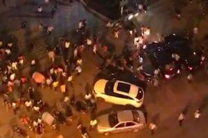 Xe điên lao vào đám đông ở Trung Quốc, 9 người thiệt mạng
