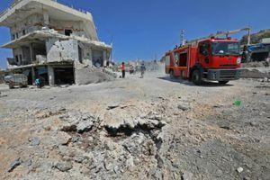 Nga tạm dừng không kích Idlib, chuyển hướng tấn công Đông Syria