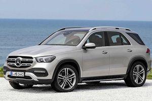 Mercedes GLE 2019 bổ sung thêm bản 7 chỗ ngồi