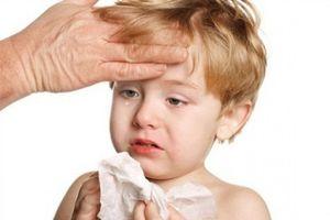 Ngừa các biến chứng khi bé viêm xoang