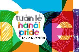 Cập nhập các hoạt động đầu tiên của tuần lễ tự hào HaNoi Pride 2018
