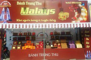 Xử phạt Công ty Cổ phần bánh kẹo liên doanh Maiays Việt Nam vì vi phạm an toàn thực phẩm