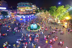 Hà Nội: Đề xuất mở rộng không gian phố đi bộ hồ Hoàn Kiếm