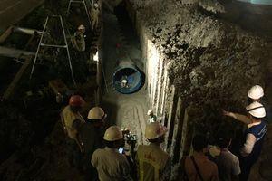 Dự kiến tháng 10 nước sạch sông Đà được đưa về cung cấp cho Hà Nội