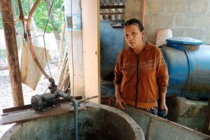Xã Hương Thọ (Thừa Thiên Huế): 40 giếng nước trơ đáy, cả làng lao đao