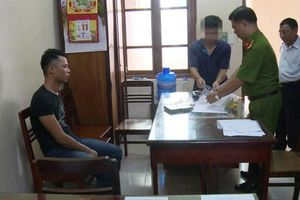 Thái Nguyên: 9X vừa ra tù bị bắt quả tang vận chuyển 3 bánh heroin