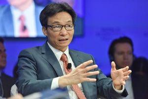 Phó thủ tướng Vũ Đức Đam: 100% người Việt sẽ có smartphone và học tập trên đó